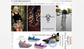 t. georgianos shoe salon