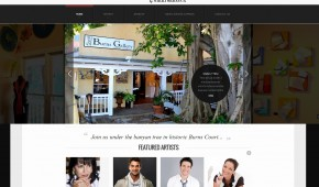 530 burns gallery website and seo services